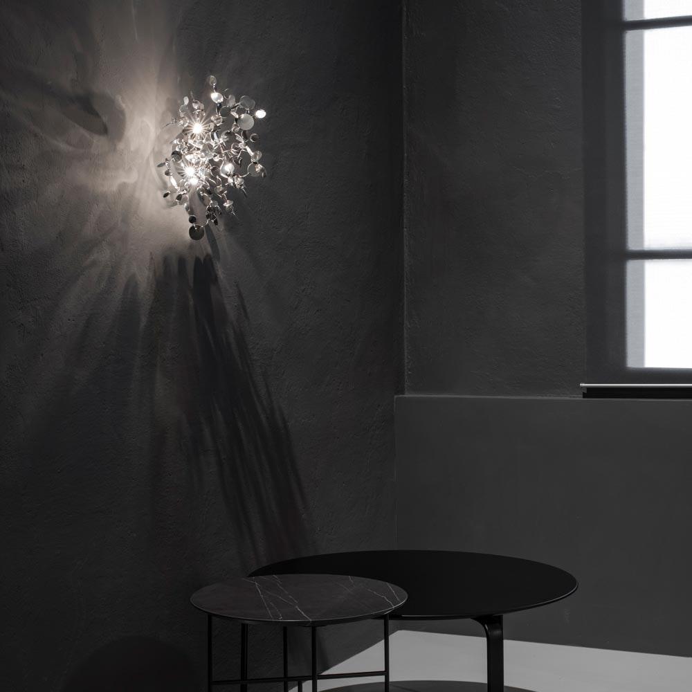 Terzani Argent Design-Wandlampe 2