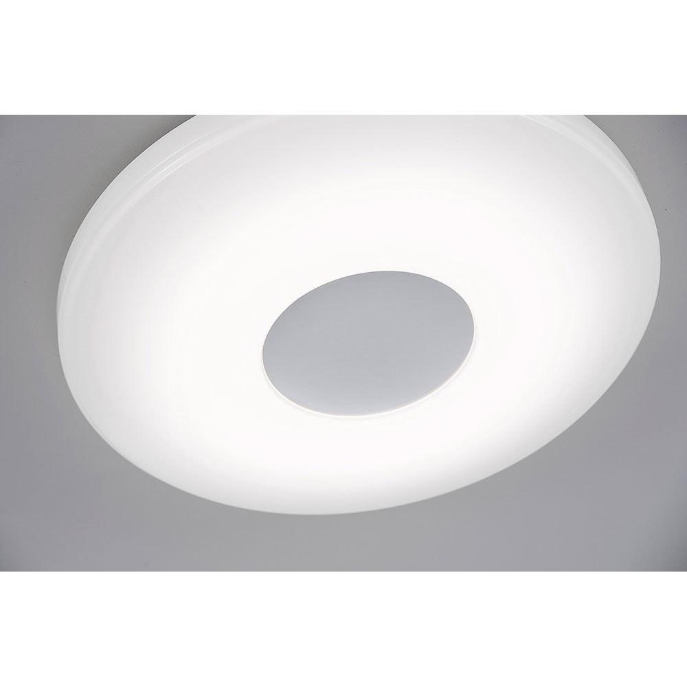 Lavinia LED Deckenleuchte + Fb. 25W 2700-5000K Weiß 3