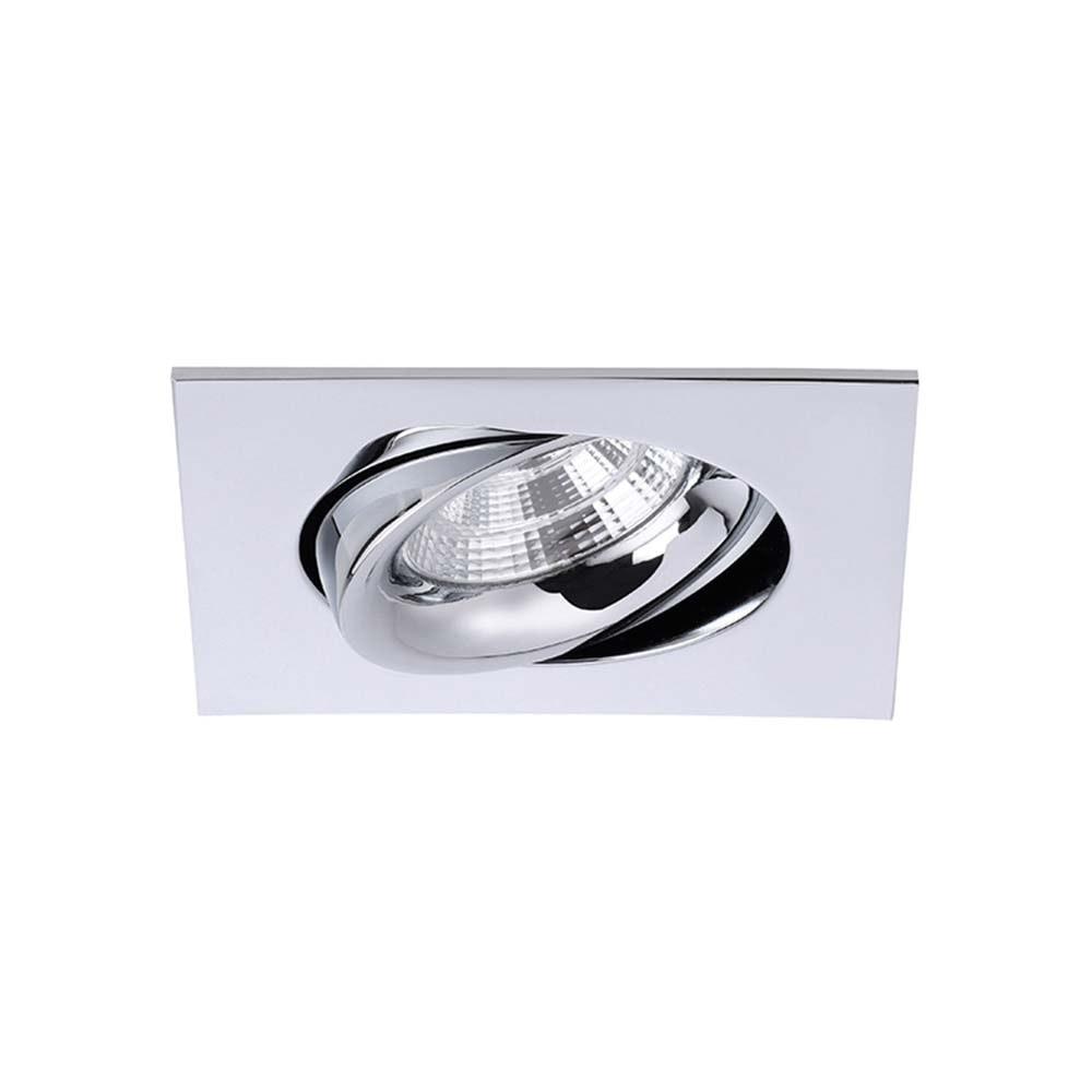 Brumberg LED Decken-Einbaustrahler Indiwo83 Chrom dim2warm