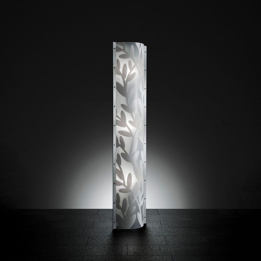 Slamp Dafne Stehleuchte 160cm aus Opalflex-Kunststoff