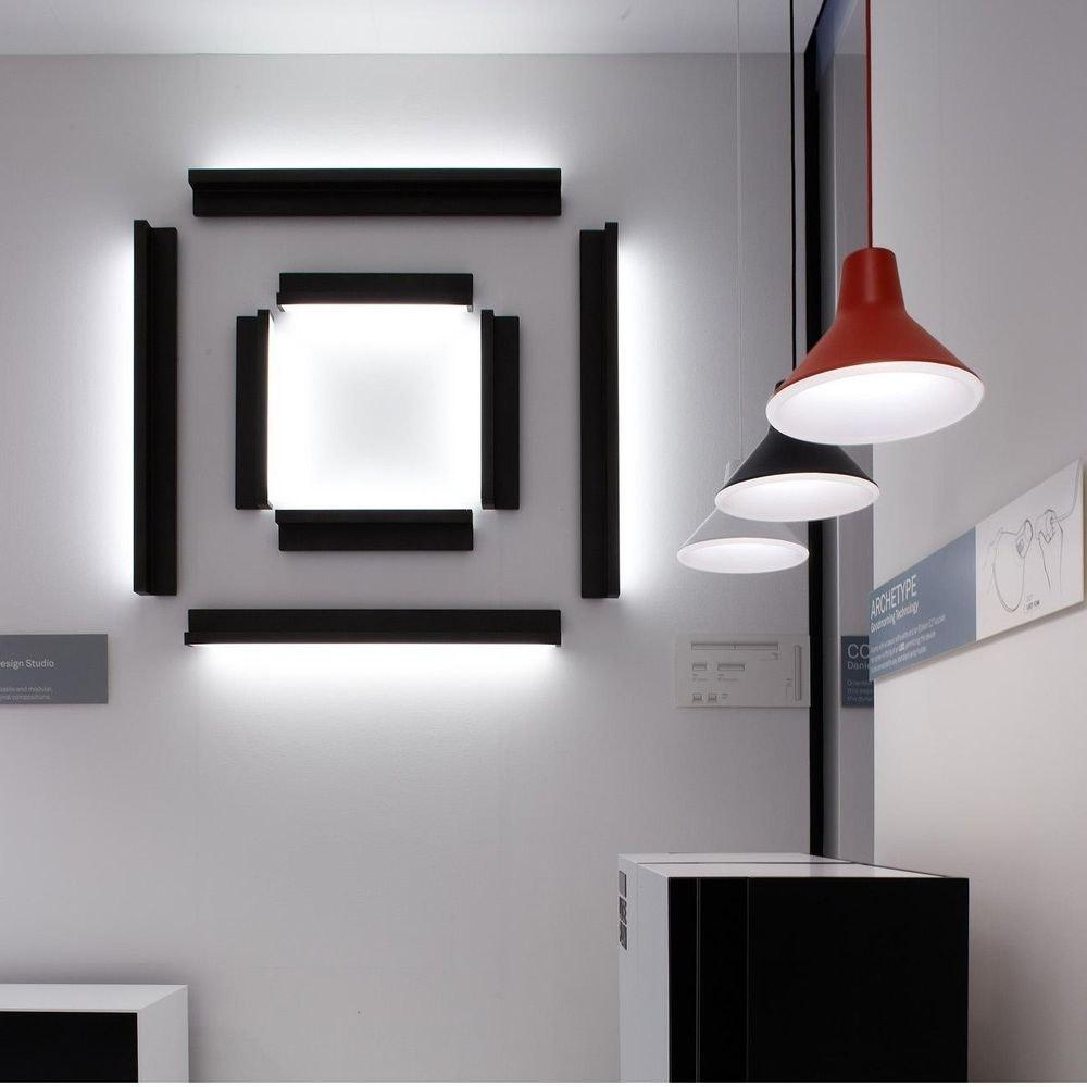 Luceplan Archetype Retro LED Pendelleuchte 10W 2700K 6