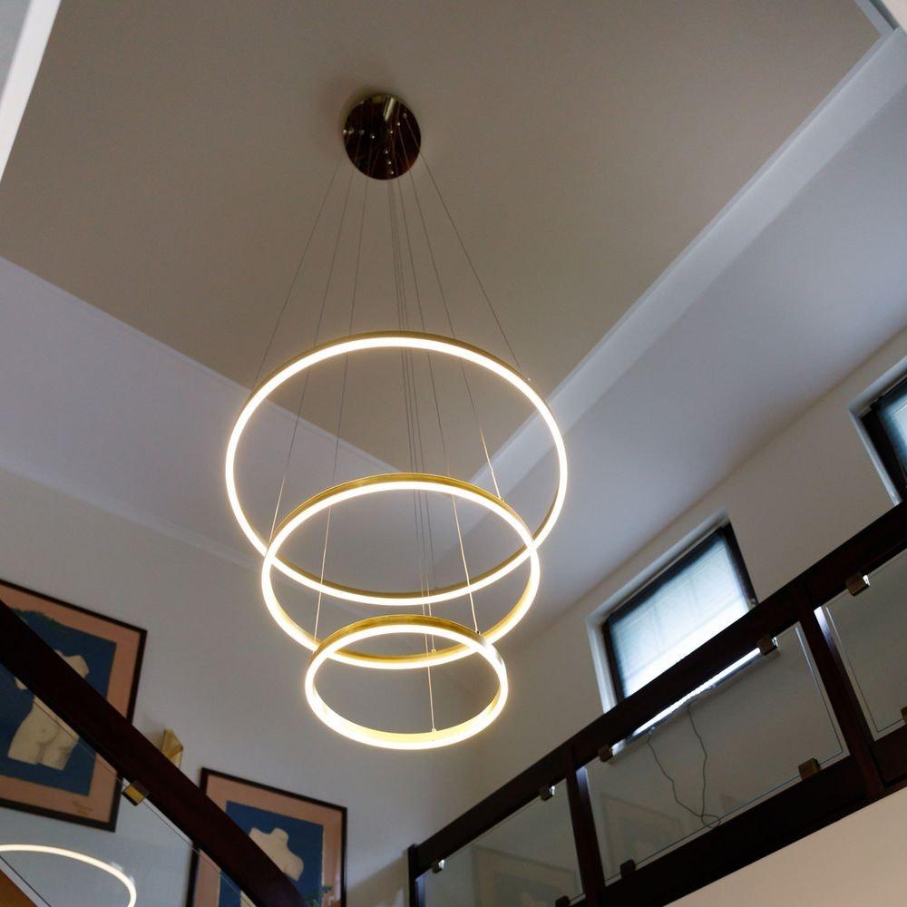 s.LUCE Ring 40 direkt oder indirekt LED Hängeleuchte 12