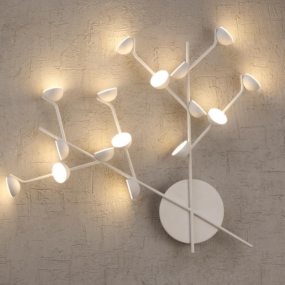 Mantra LED-Wandlampe Adn Groß 1