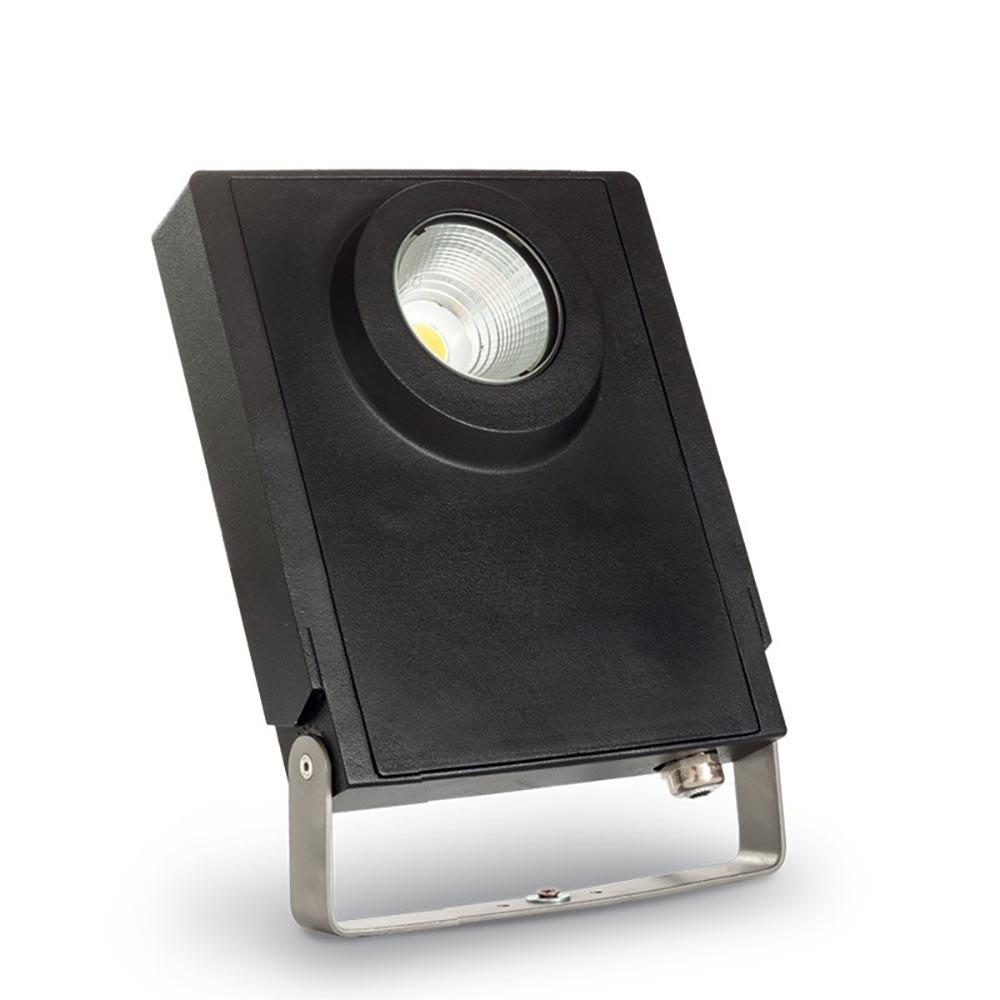 IVELA LED Außen-Scheinwerfer Maxilito Power IP66 9900lm Schwarz 2