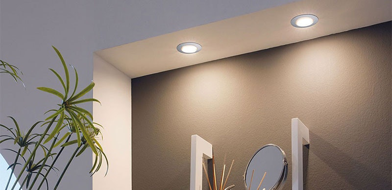 LED-Einbaulampen
