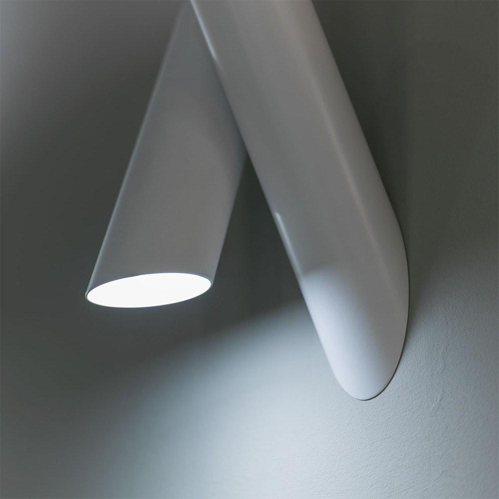 Nemo Tubes Large LED Wandlampe einstellbar thumbnail 4