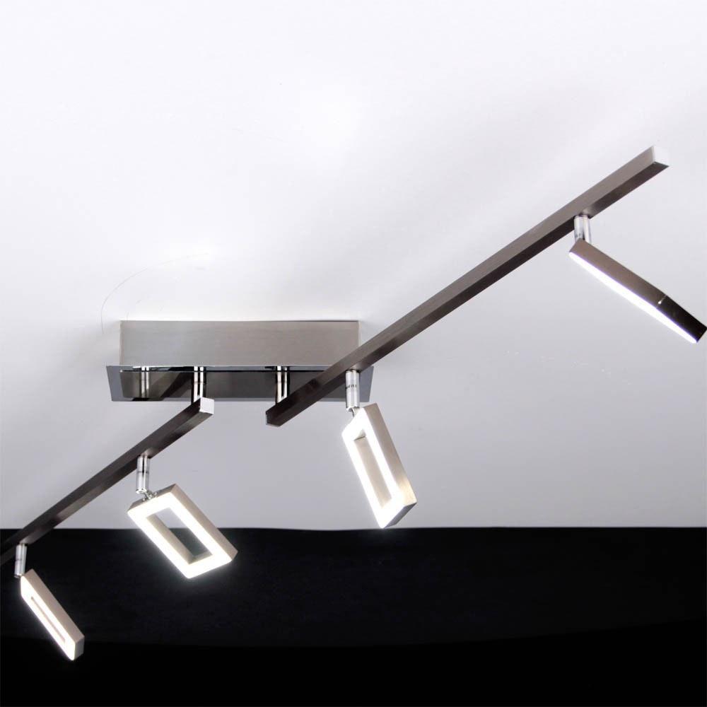 Inigo LED Deckenleuchte Stahl 5