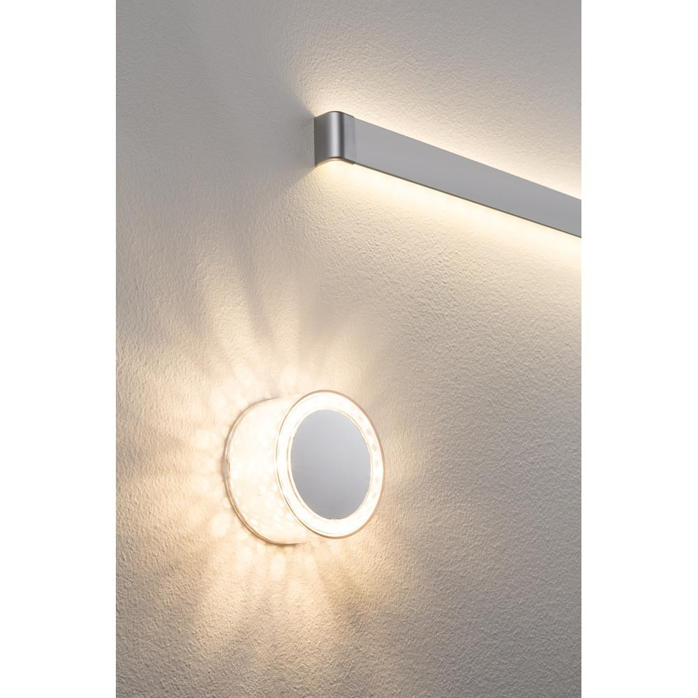 Wandleuchte YourLED DecoBeam 2,2W LED Chrom Transparent 12V 4