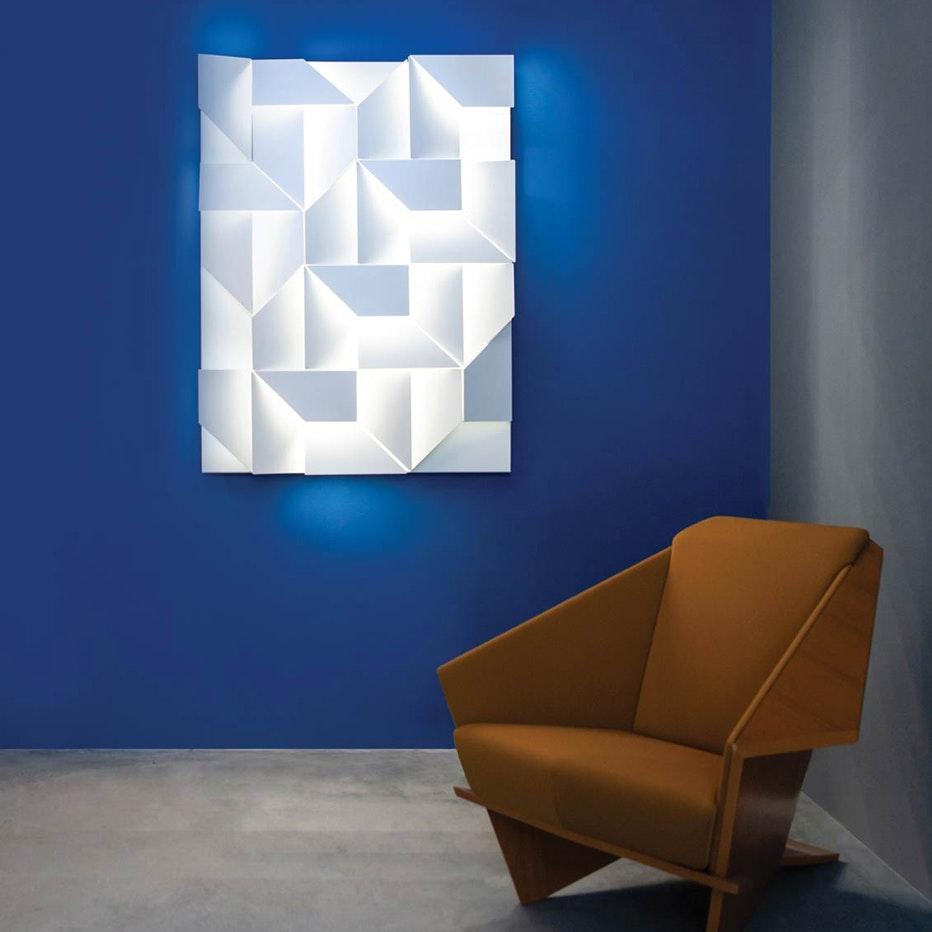 Nemo Wall Shadows Grand LED Wandlampe 120x90cm 1