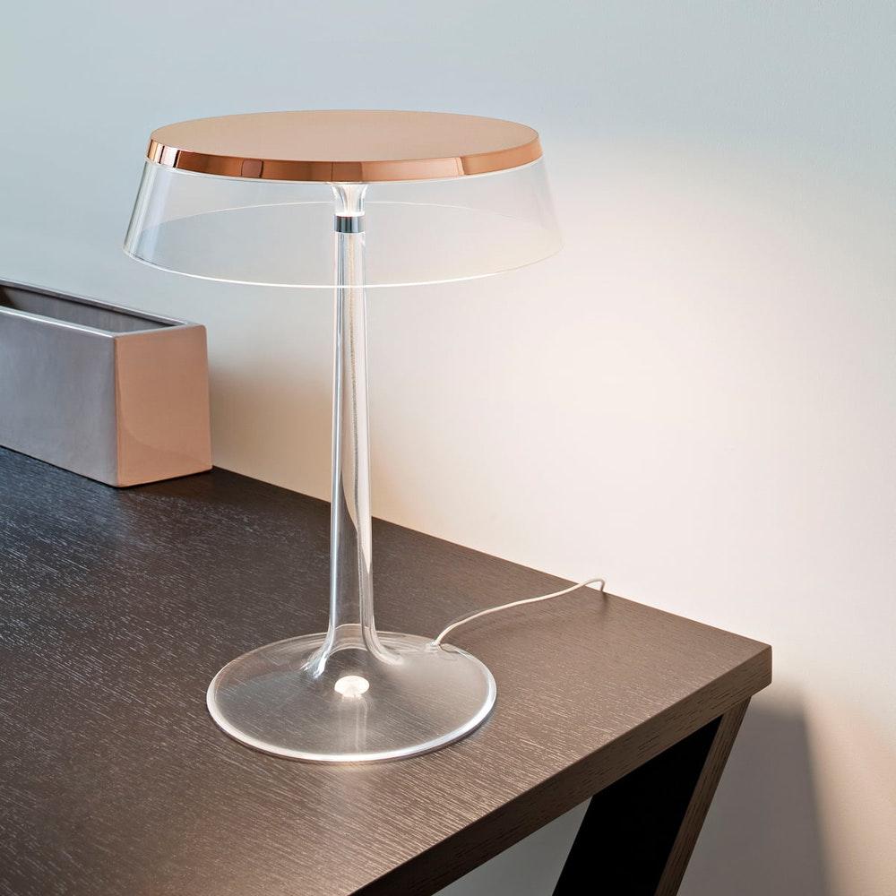 FLOS Bon Jour Tischleuchte LED mit Dimmer 1