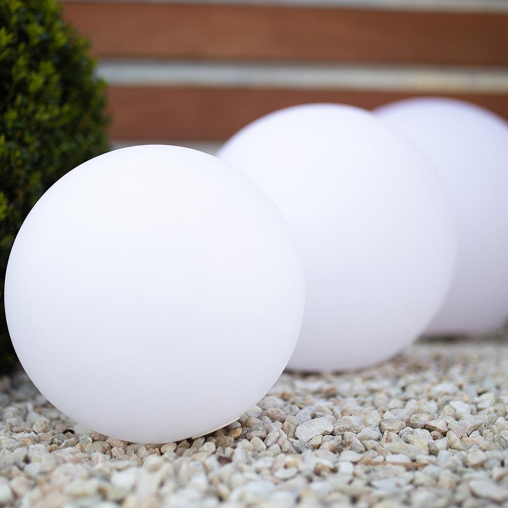 Akku LED-Kugellampe Globe 50cm mit App-Steuerung thumbnail 5