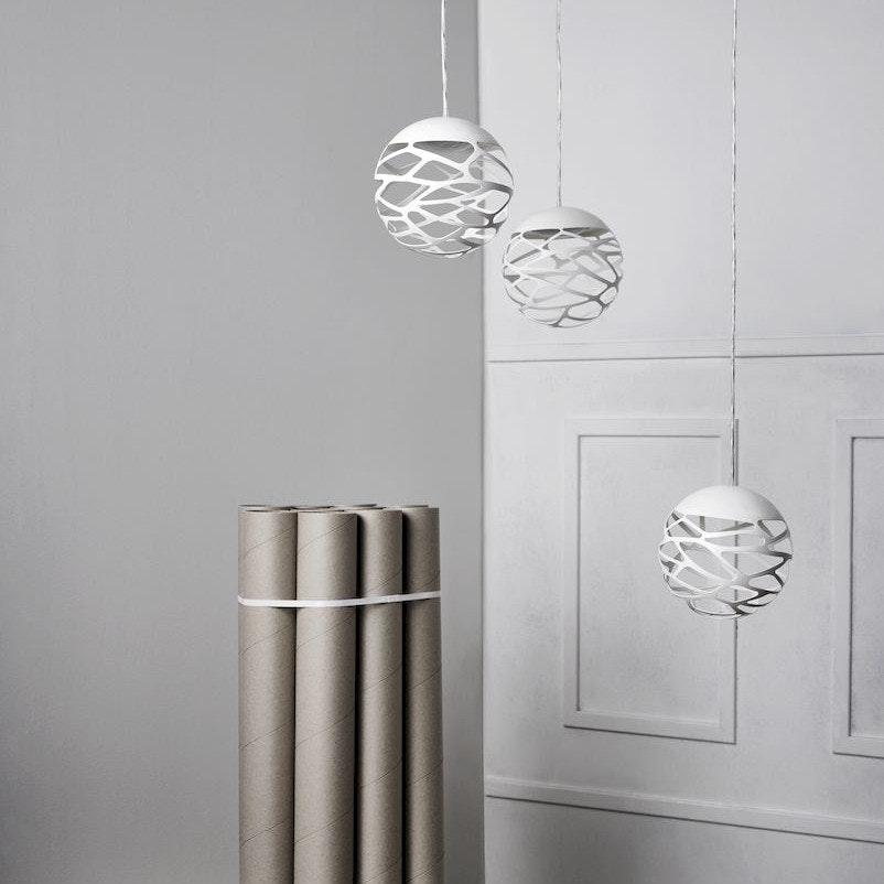 Studio Italia Design Kelly Cluster Sphere LED Pendellampe thumbnail 4