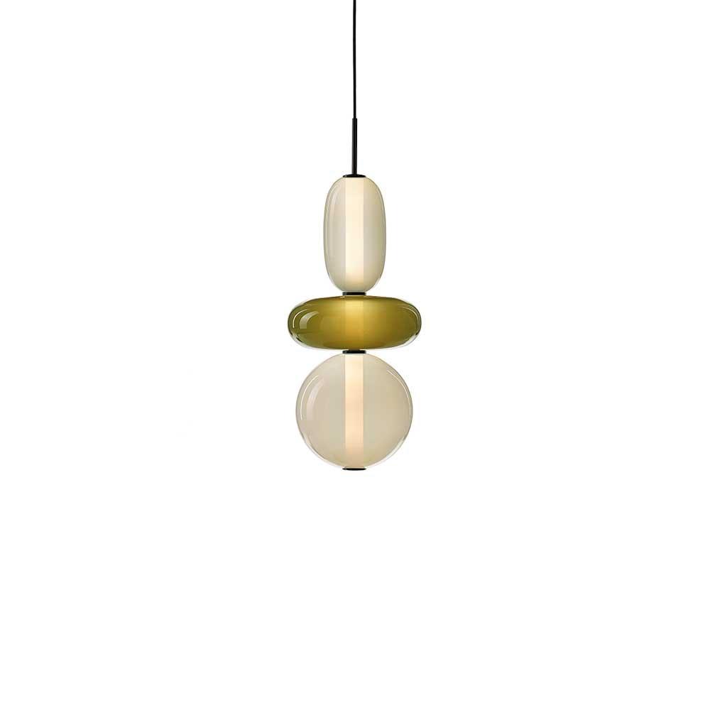 Bomma LED-Hängelampe Pebbles Short Variante 6, 7, 8 1