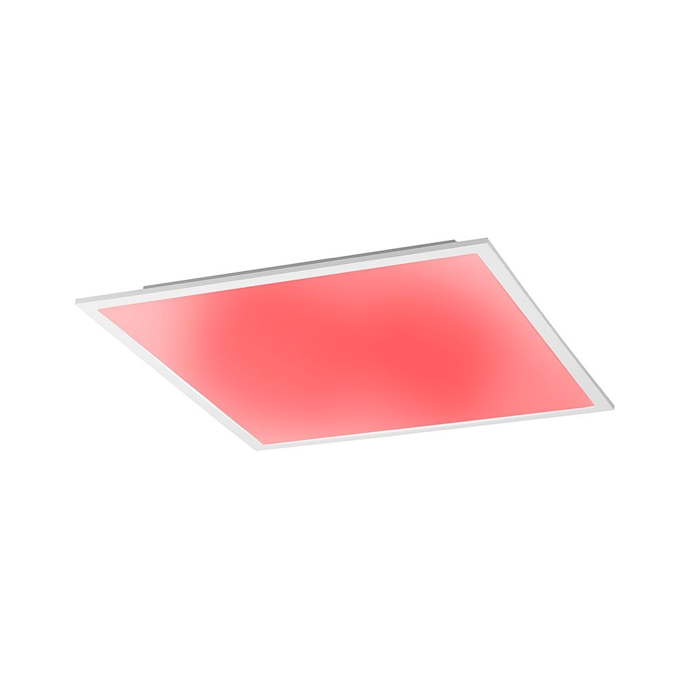 LED Deckenleuchte Q-Flag 25W RGBW Weiß 4