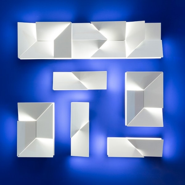 Nemo Wall Shadows Moyen LED Wandlampe 30x45cm 3
