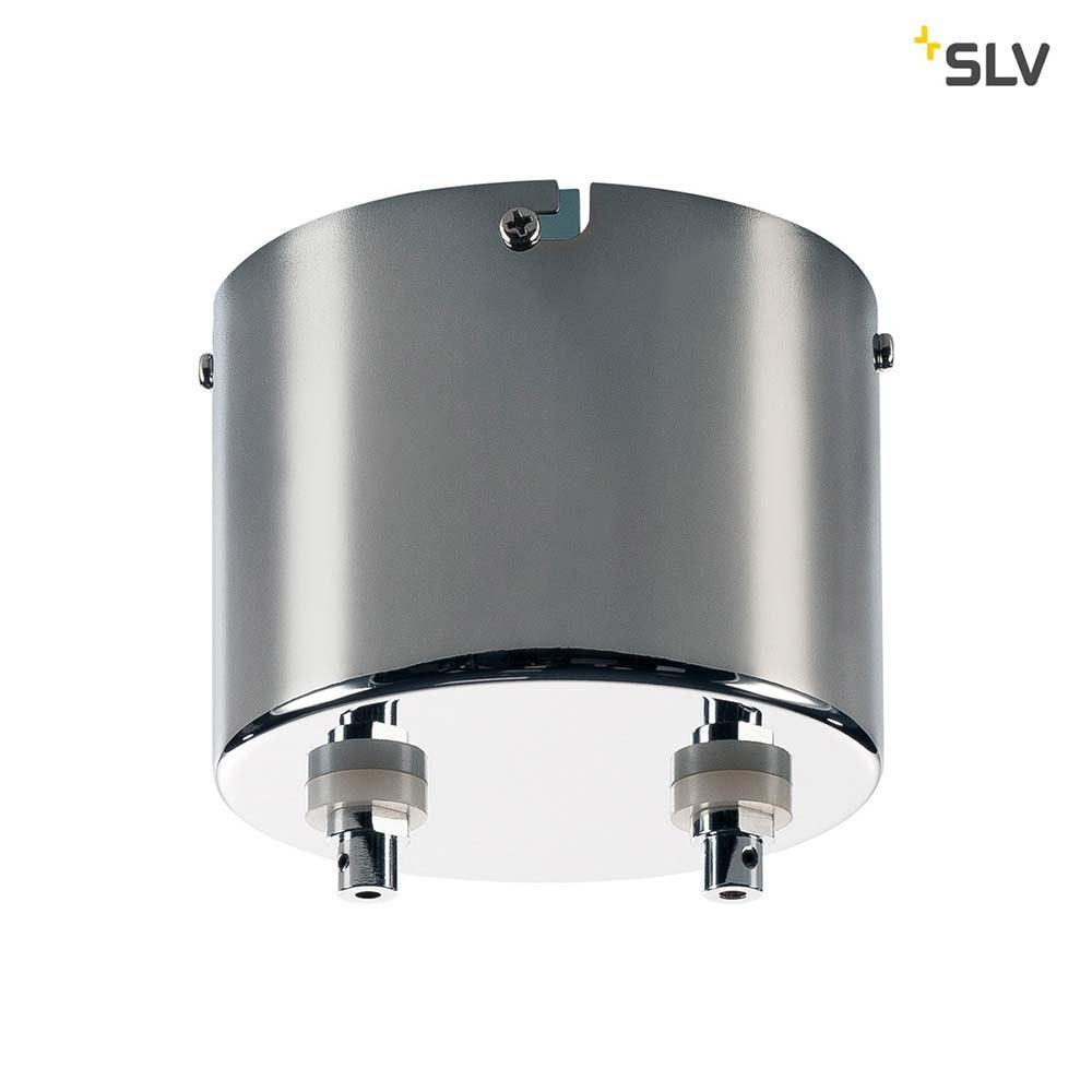 SLV Transformator für Tenseo 12V-Seilsystem Chrom 105VA