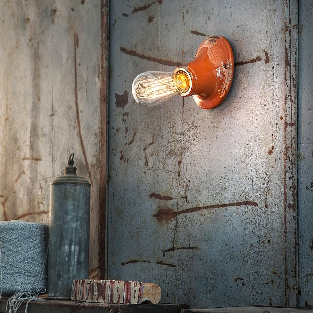 Ferroluce Vintage Wandlampe thumbnail 6