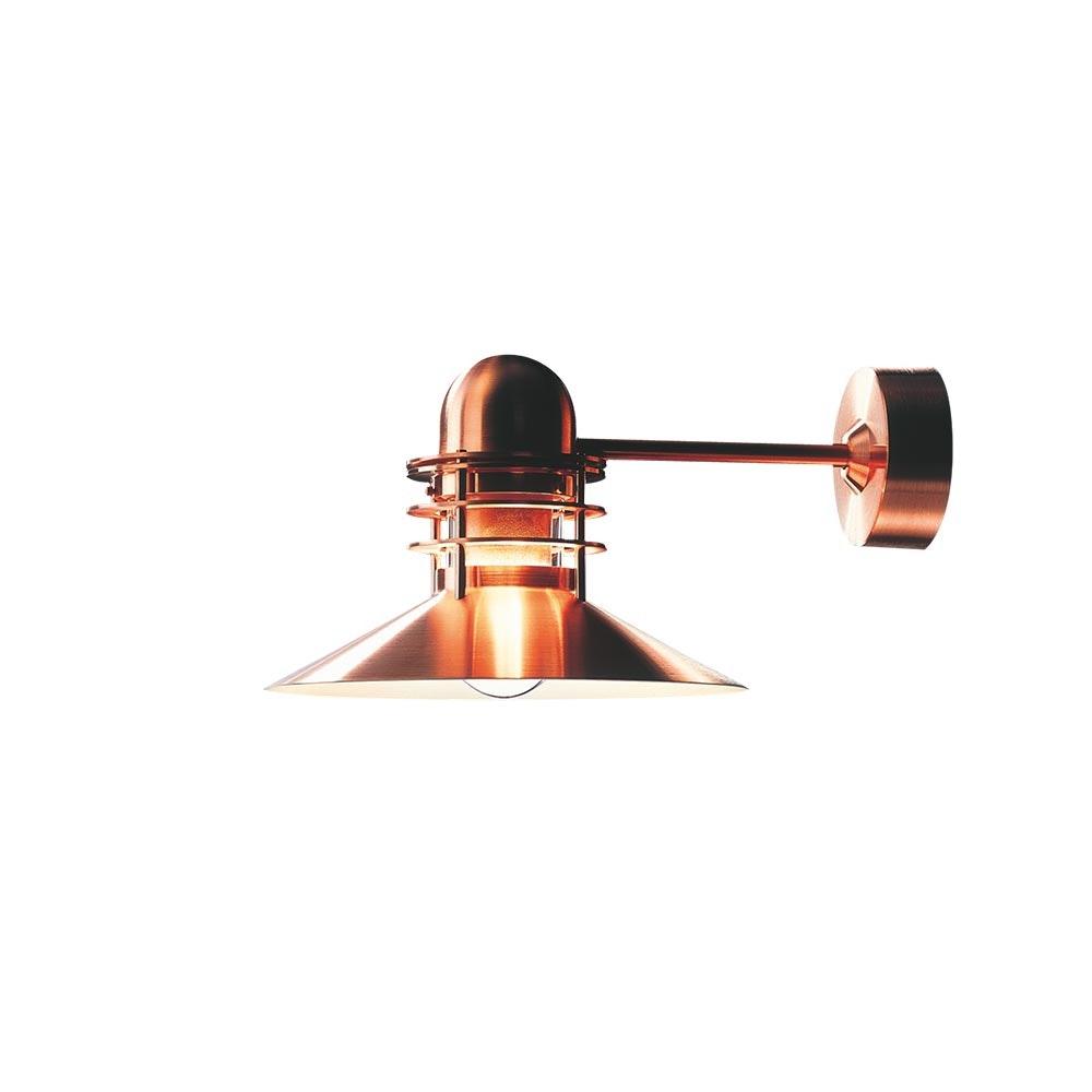 Louis Poulsen Außenwandlampe Nyhavn IP44 1