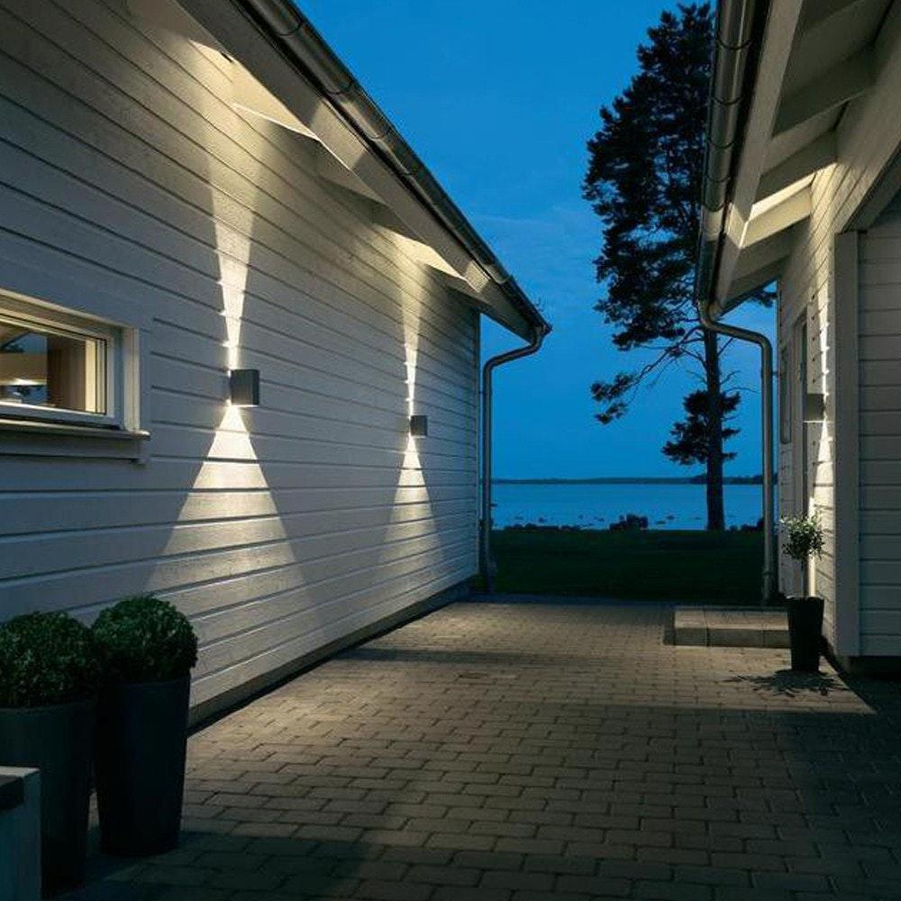 Change LED-Wandlampe mit verstellbaren Winkeln 2