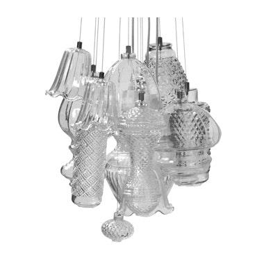Karman Ceraunavolta Design-Hängeleuchte M 12