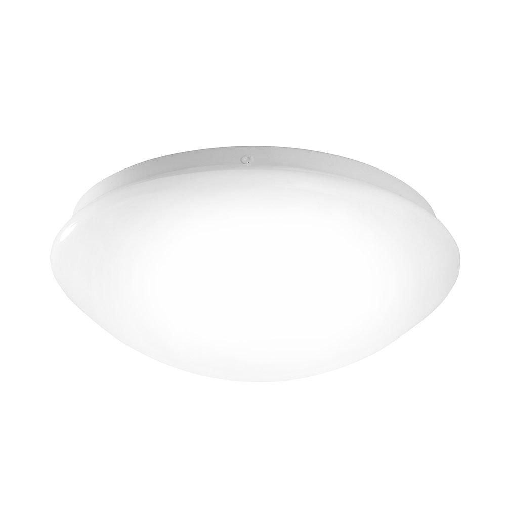 Andrea-LED Deckenleuchte mit Schirm 8W 3000K Weiß 2
