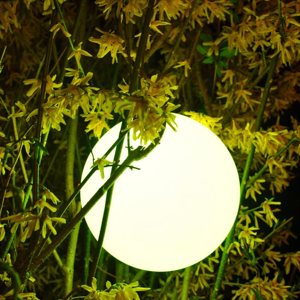 Kabellose LED-Outdoorlampe Pearl mit App-Steuerung 2