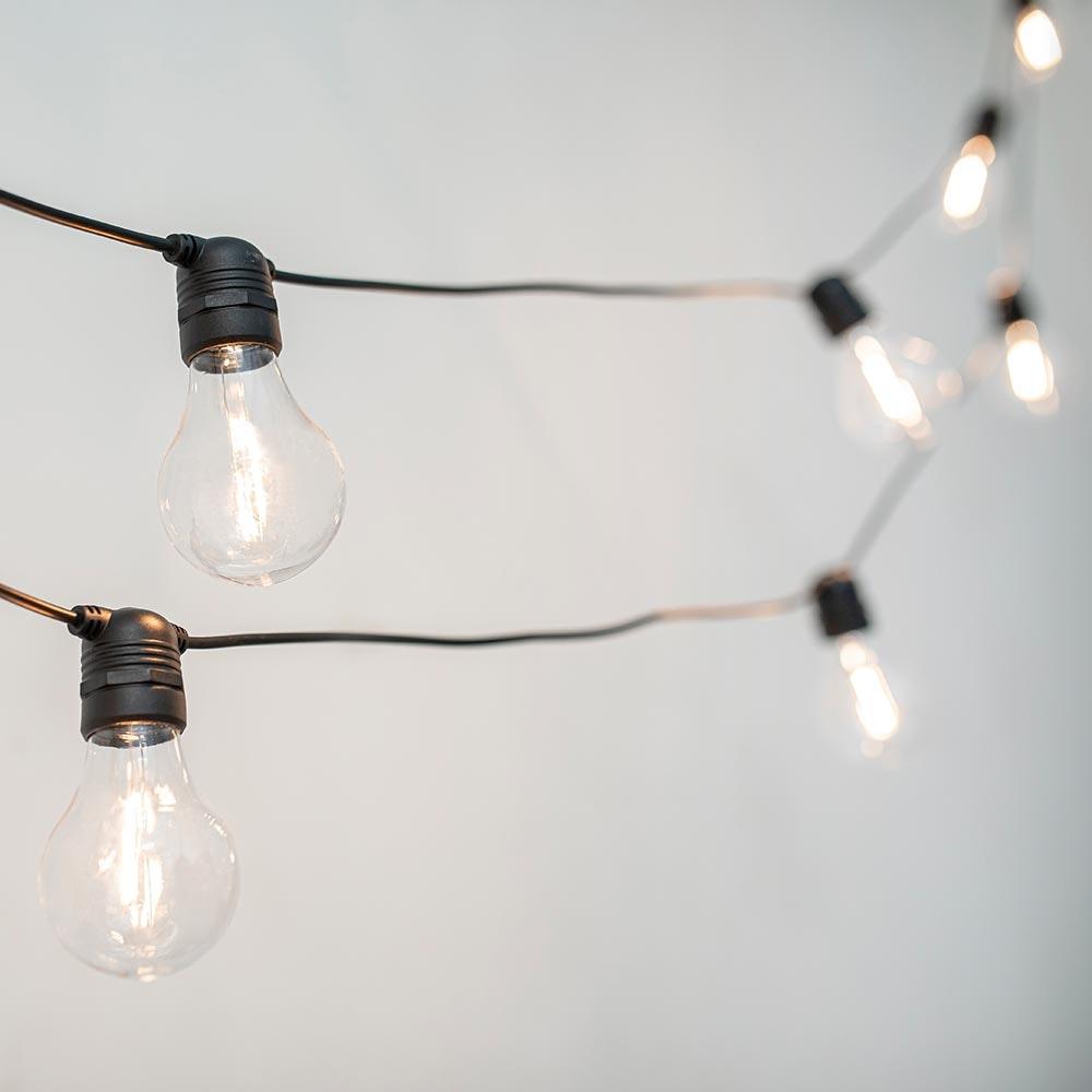Licht-Trend Girlande Allegra 10-flammig E27 2