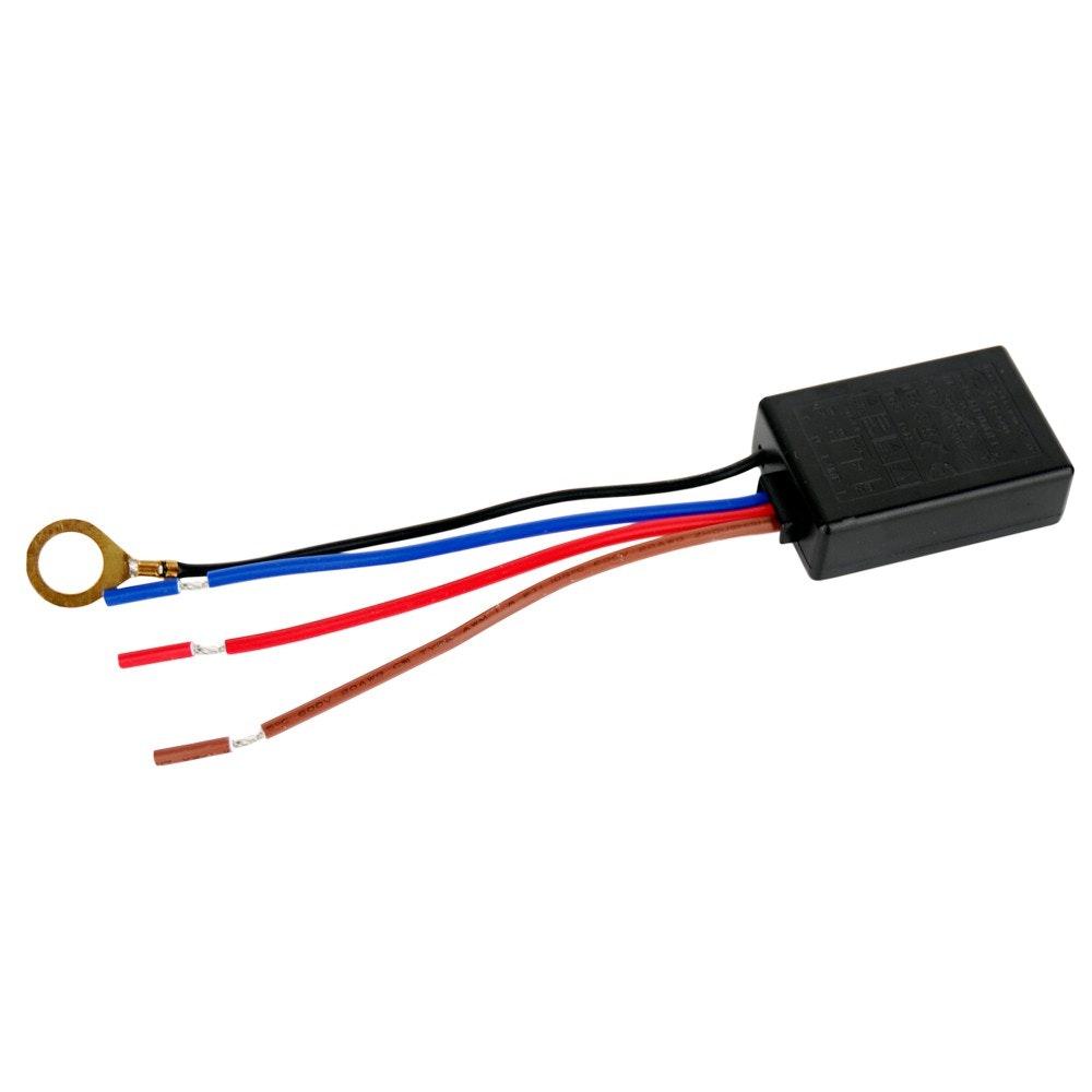 s.LUCE Touch-Dimmer Modul zum Nachrüsten für Lampen & Leuchten