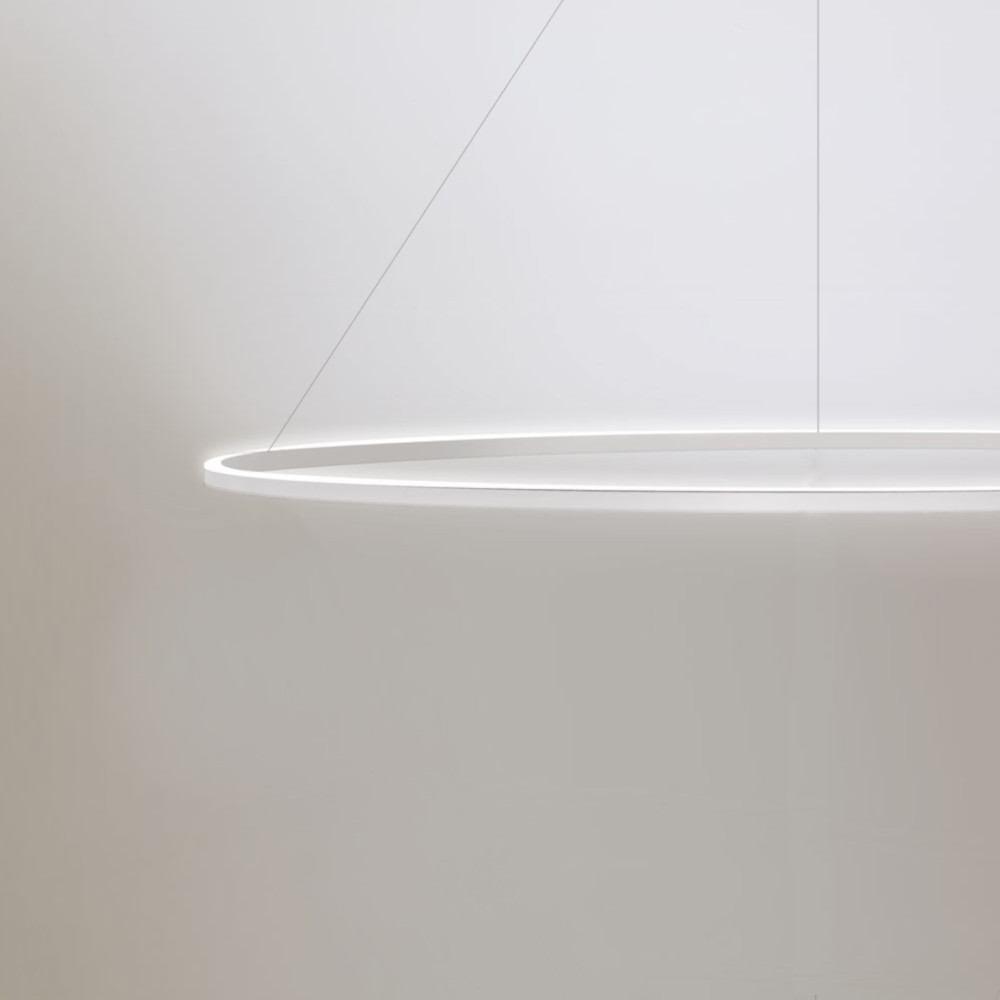 Nemo Ellisse Major Up LED Hängelampe 133x70cm indirekt 2