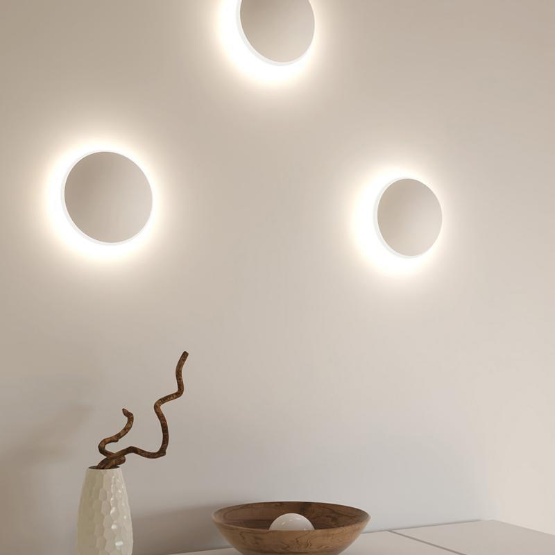 Oligo LED Wandleuchte & Deckenlampe Volana Weiß 1