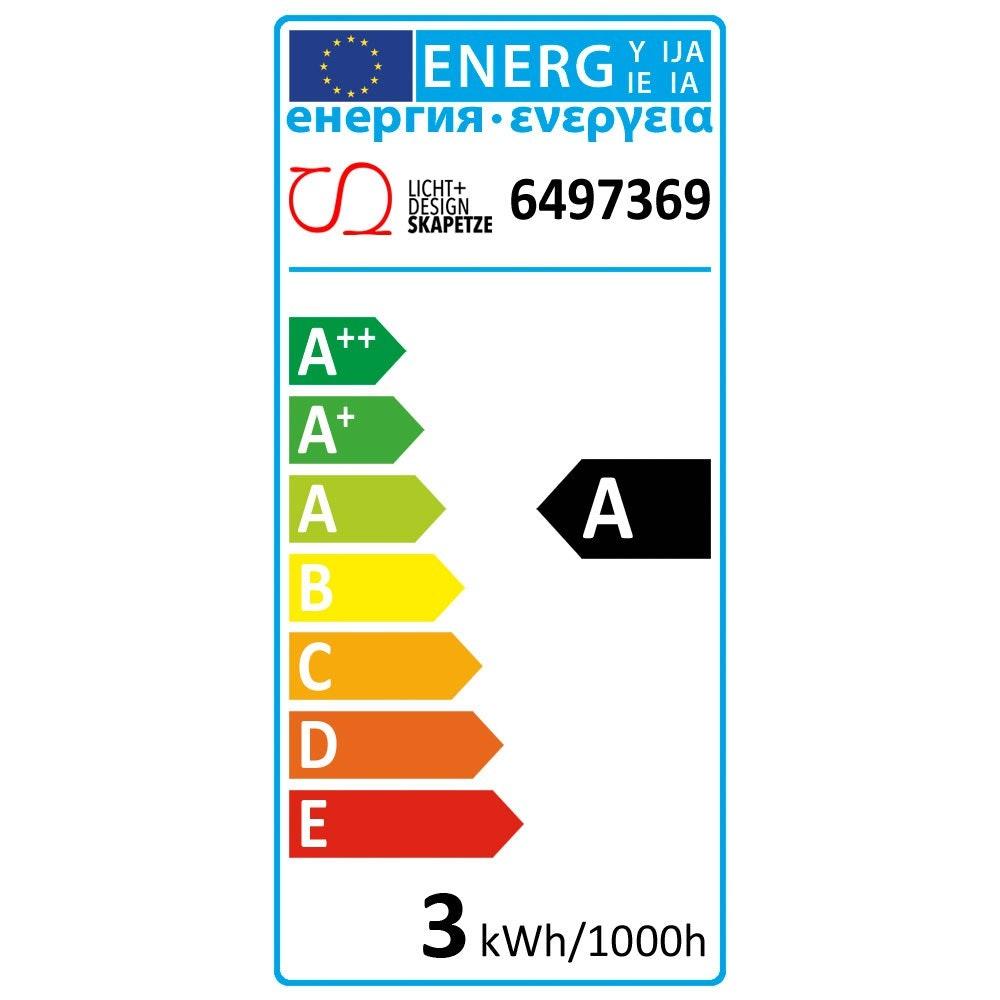 G9 LED Leuchtmittel Pico 280lm 3W Warmweiß zoom thumbnail 2