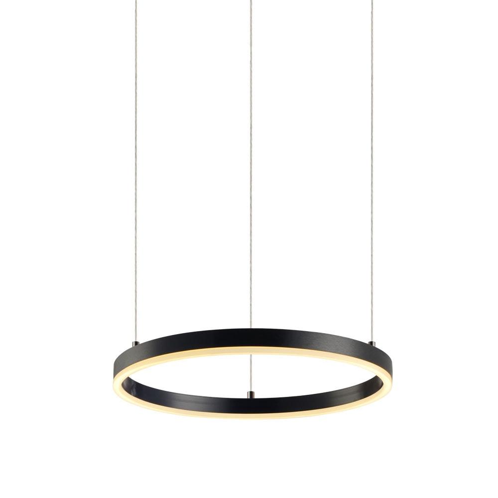 s.LUCE Ring 40 LED-Hängelampe 5m Abhängung 7