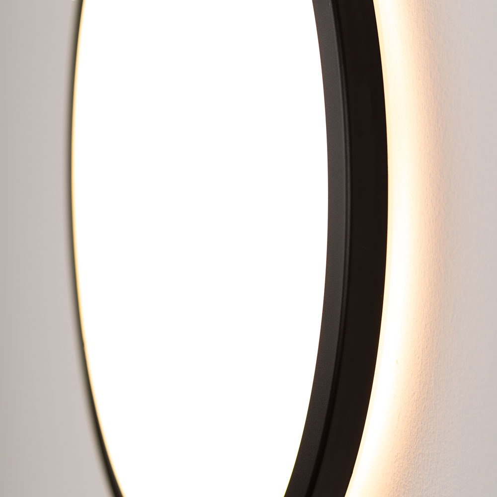 s.LUCE Disk 35cm LED Deckenleuchte warmweiß dimmbar 23