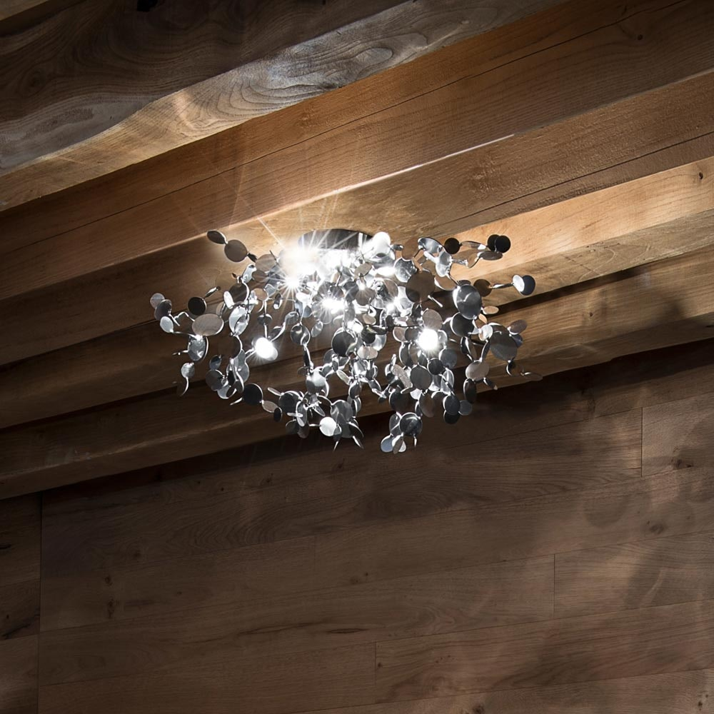 Terzani Argent Design-Deckenlampe 3