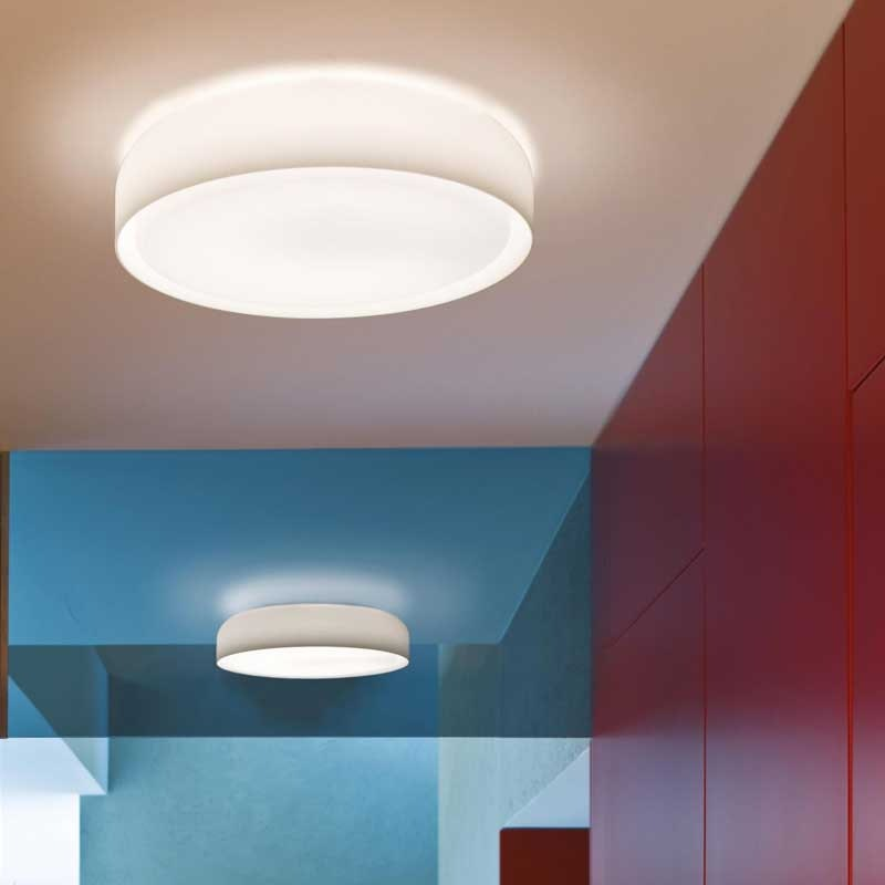 Prandina elegante LED Deckenlampe Mint C5/W5