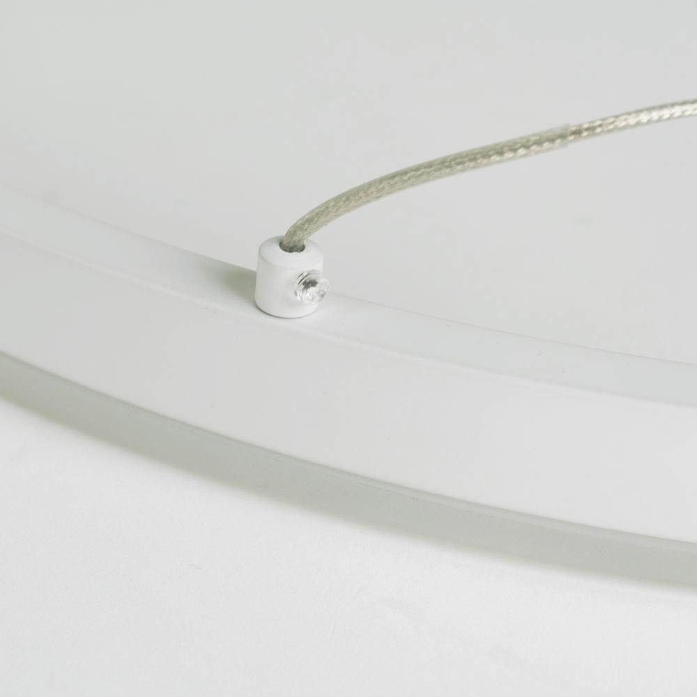 s.LUCE Ring 60 LED-Hängeleuchte Dimmbar 21