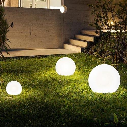 Globe Kugellampe Außenbereich