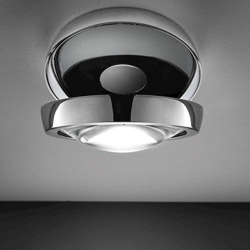 Studio Italia Design Nautilus LED Deckenlampe drehbar thumbnail 5