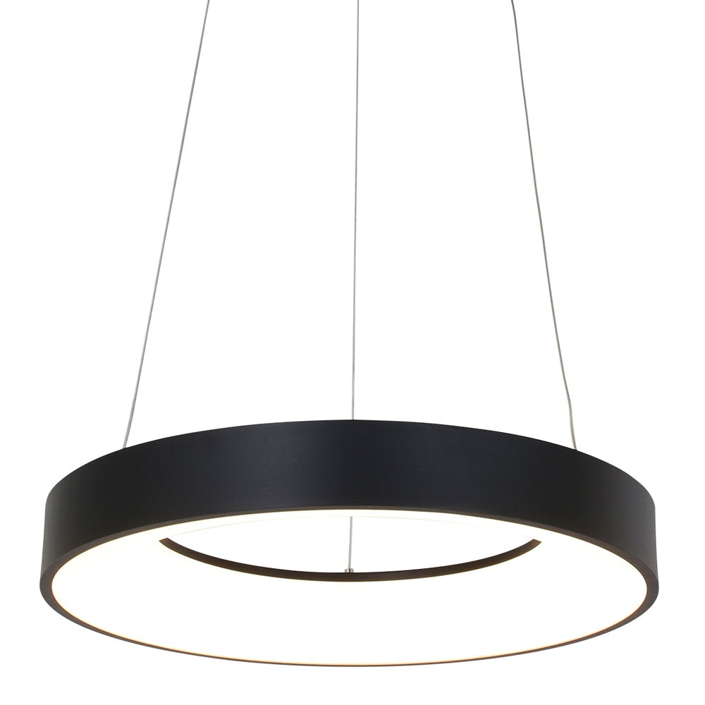 Steinhauer LED-Hängeleuchte Ringlede Ø48cm 2