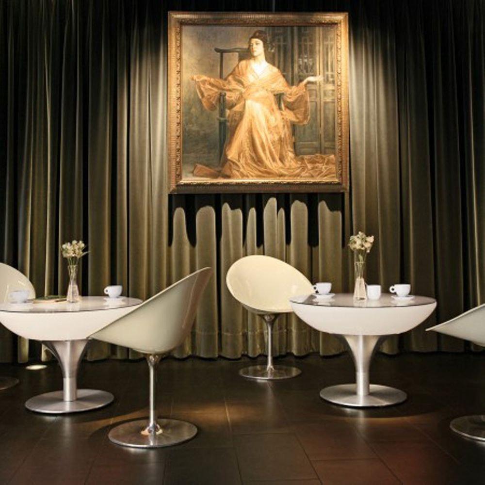 Moree Lounge Table Tisch 55cm 1