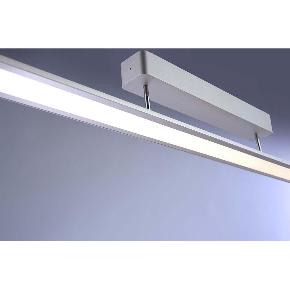 Nika Deckenleuchte, aluminium 1xLED-Board, 30W, 2700K IP20 3
