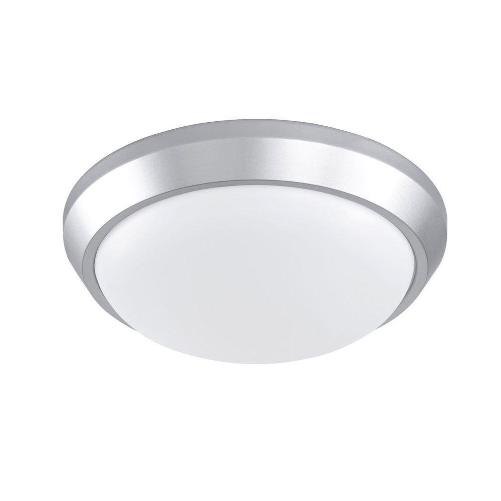 Sana LED Deckenleuchte Silber