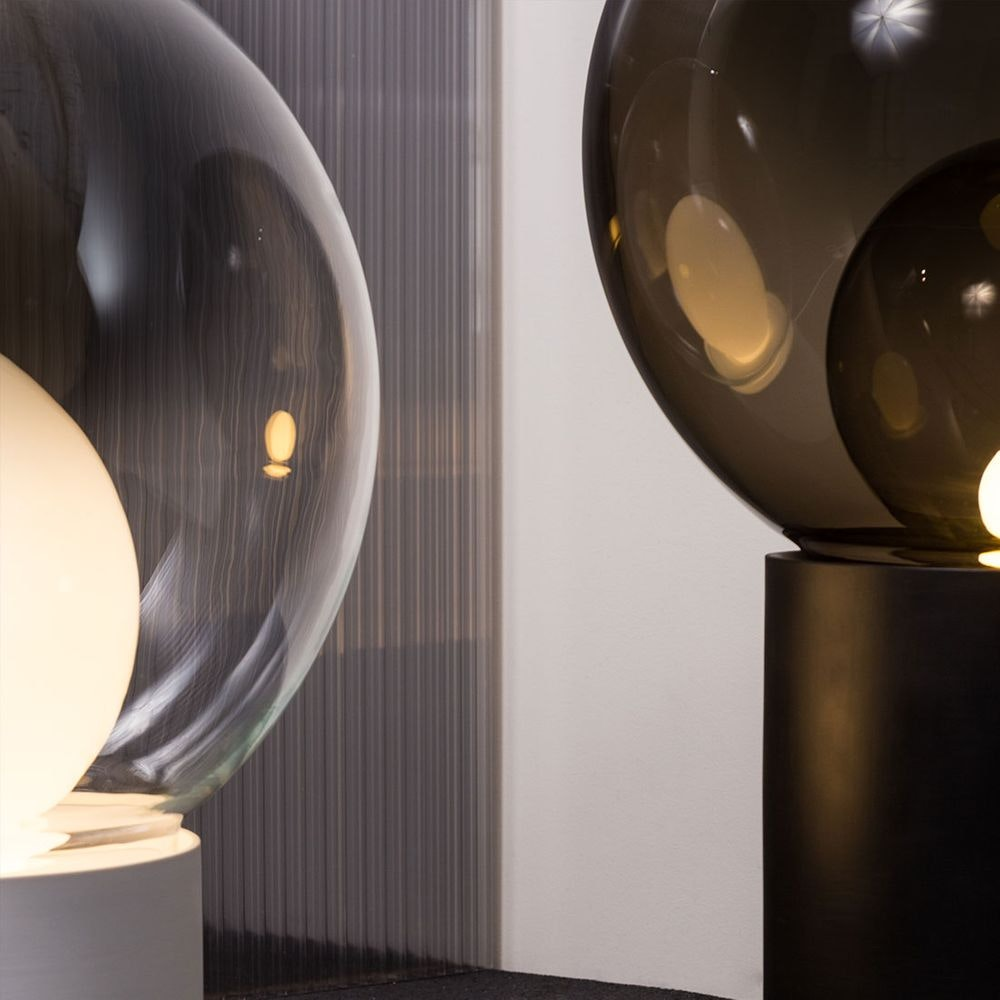 Pulpo LED Tischleuchte Boule High Ø 52cm  11