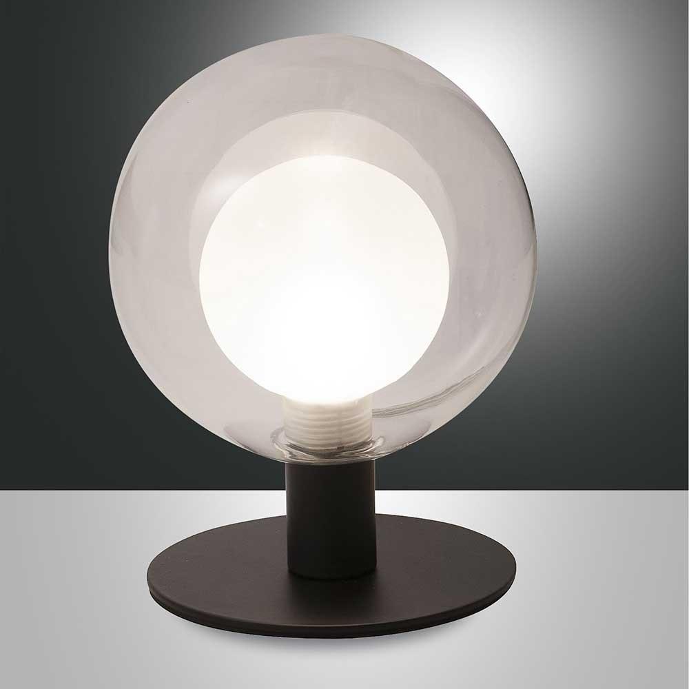 Fabas Luce Teramo Tischbeleuchtung Ø 12cm 4