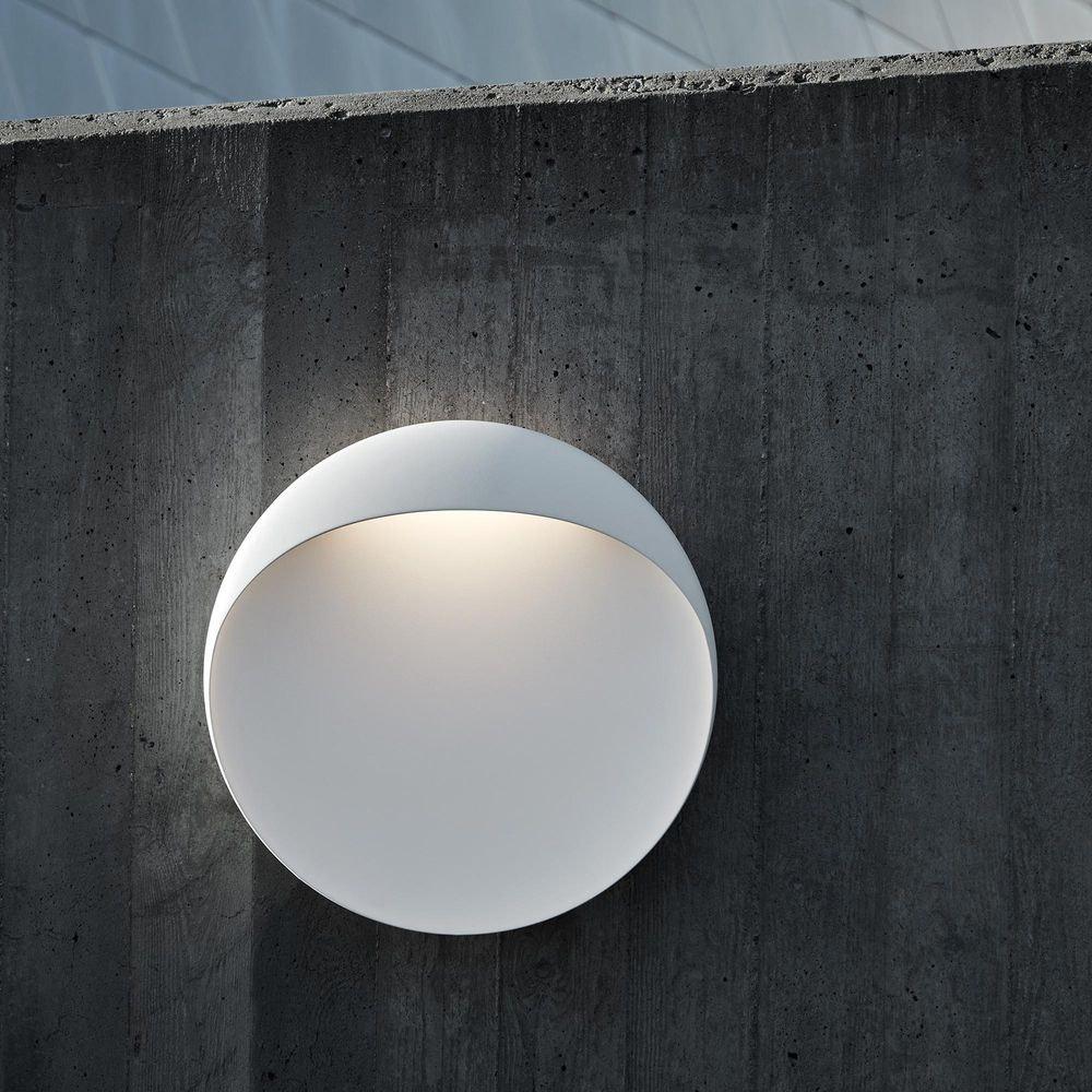 Louis Poulsen LED Wandlampe Flindt für Innen und Außen IP65 5