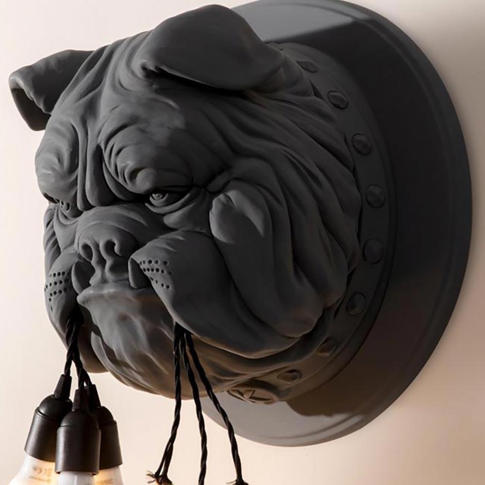Karman Amsterdam Wandleuchte Bulldogge 5