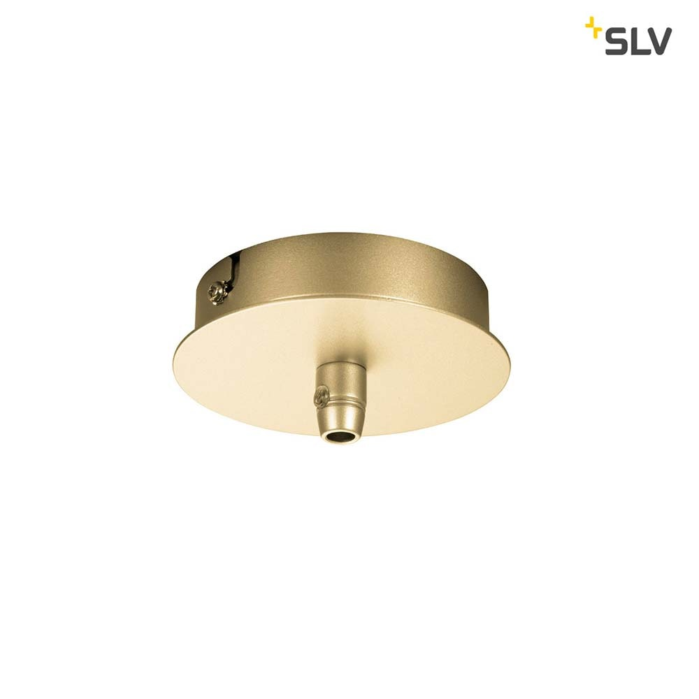 SLV Fitu Rosette Soft Gold