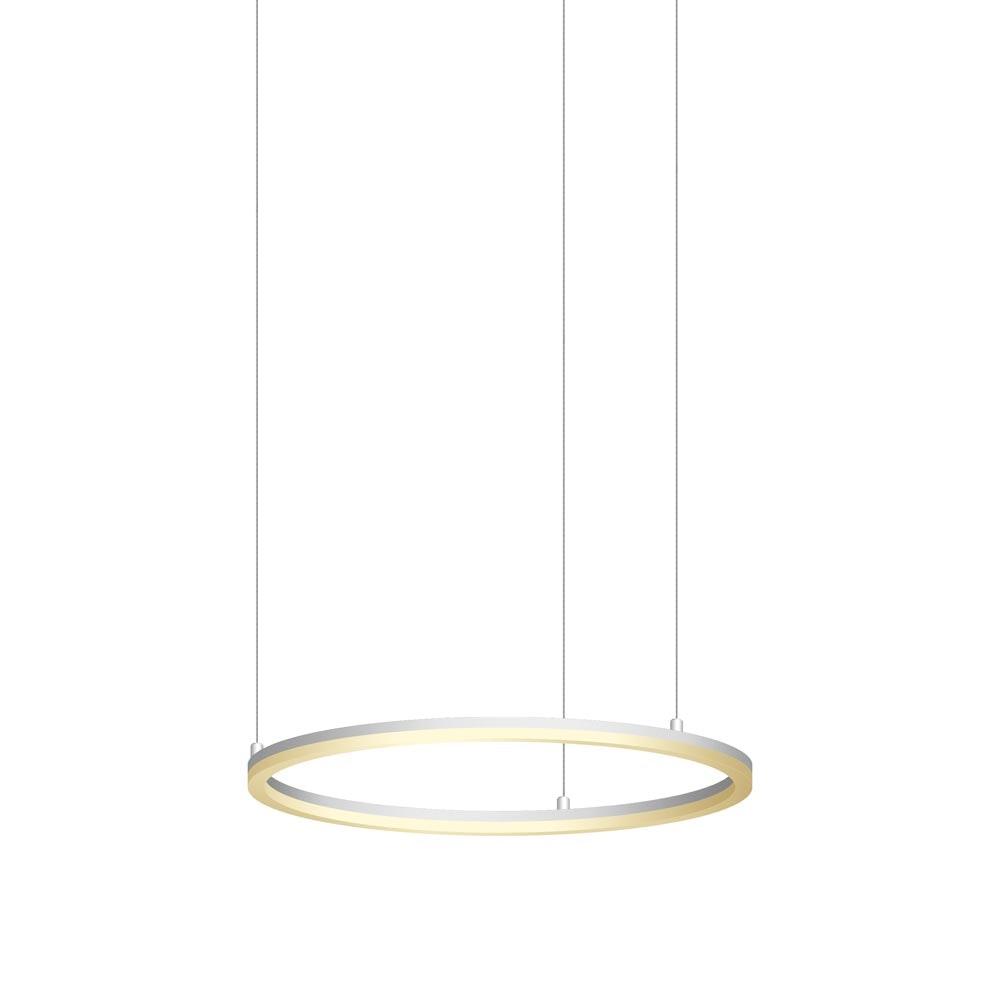 s.LUCE Ring 60 LED-Hängeleuchte 5m Abhängung 13