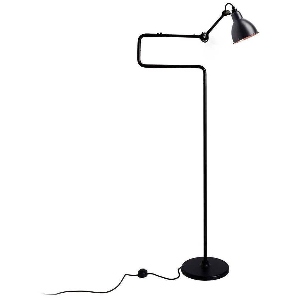 DCW Gras N°411 Stehlampe mit Schirm drehbar 10