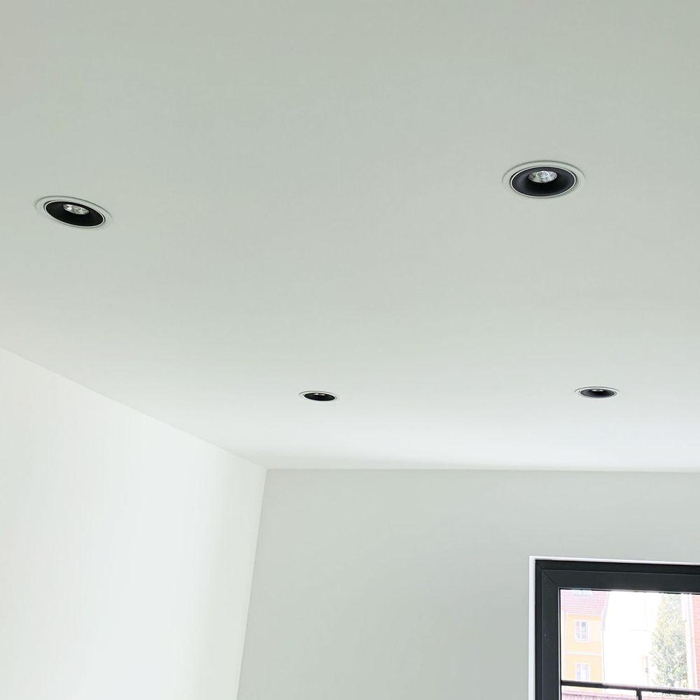 Santa LED Einbauspot schwenkbar & dimmbar 810lm Weiß, Schwarz 7